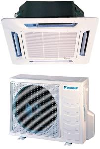Кассетная сплит-система Daikin FFQN50CXV/ RYN50CXV
