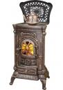 Печь-камин Литком AMBRA