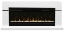 Портал Dimplex Lindos белый для электрокаминов Prism 50, Ignite XLF 50