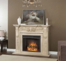 Портал RealFlame Louis Egyptian Beige для электрокаминов Leeds 33SD/DD